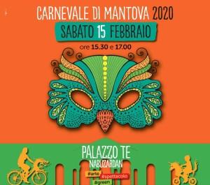 Nabuzardan 2020, il Carnevale di Mantova a Palazzo Te