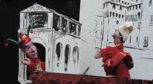 Emozioni a Teatro / Storie di nani e di giganti