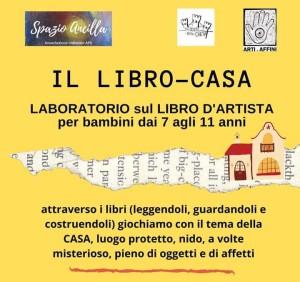 """Presentazione laboratorio """"Il libro-casa"""""""