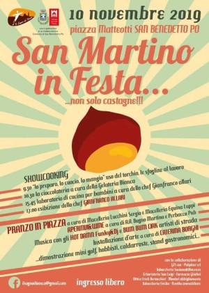 San Martino in Festa... non solo castagne!