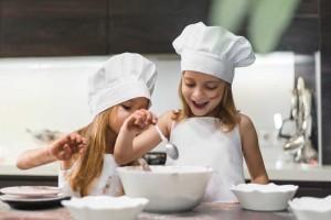 Piccoli Chef in Cucina / Festa in giardino