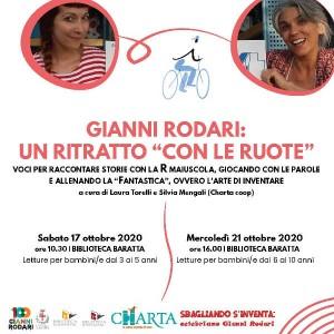 """Gianni Rodari: un ritratto """"con le ruote"""""""