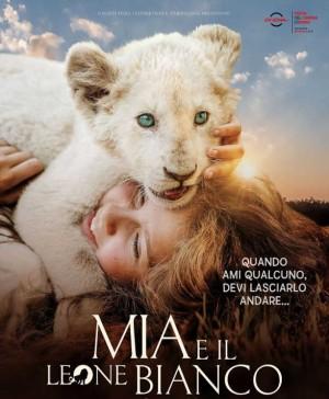 Il Carbone dei Piccoli / Mia e il leone bianco
