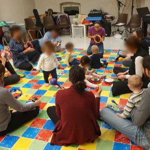 Music Together, laboratorio musicale
