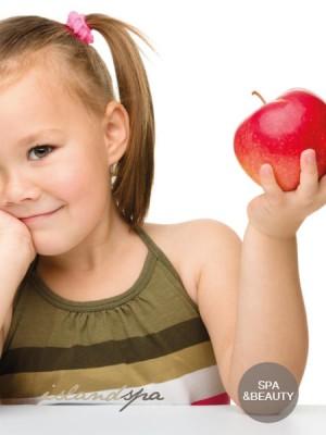 Il cibo che fa bene ai bambini