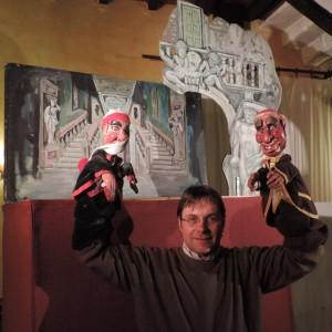 Loggia di Natale / Burattini e Burattinai di Mantova