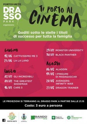 Ti Porto al Cinema