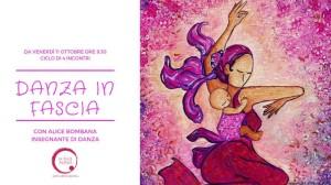 Danza in fascia alla Tela di Mamata