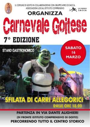 Carnevale Goitese