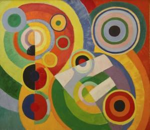 I miei amici artisti / Robert Delaunay