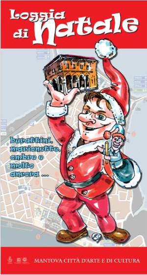 Loggia di Natale, spettacoli per bambini e famiglie