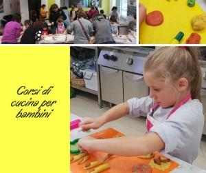 Con le proprie mani: laboratori di cucina per bambini