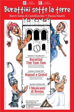Burattini sotto la Torre / Burattini Tim Tum Tam