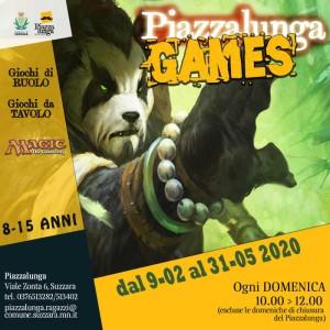Piazzalunga Games