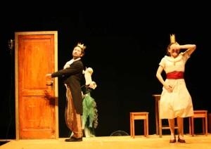 Domenica a Teatro! / Rosaspina, una bella addormentata