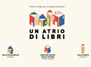 Un atrio di libri: parole e immagini per un dialogo interculturale