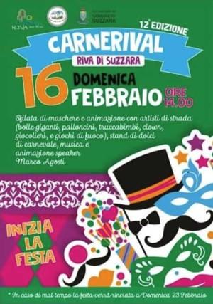 Carnerival, il carnevale di Riva di Suzzara