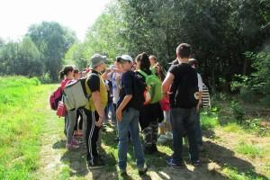 Isola Cirene, la golena inesplorata